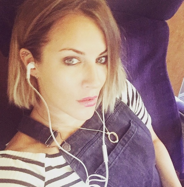 Caroline Flack, Instagram 30 May
