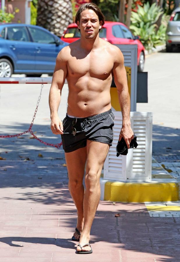 'The Only Way Is Essex' in Marbella, Spain - 03 Jun 2015 James Lock