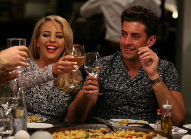 The Only Way Is Essex' in Marbella, Spain - 02 Jun 2015 James Argent, Lydia Bright