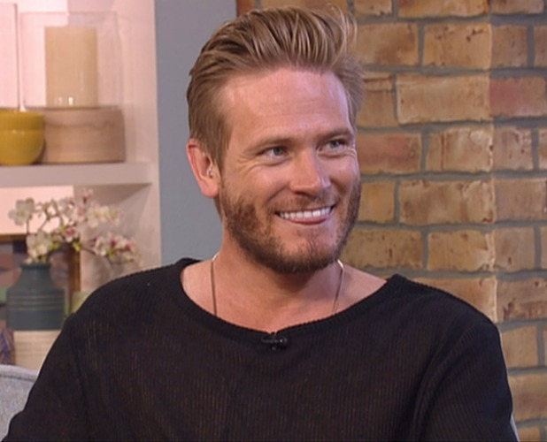 Matthew Wolfenden appears on 'This Morning', to talk about his departure from 'Emmerdale' after Ten years. Broadcast on ITV1 HD