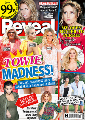 Reveal magazine cover issue 23