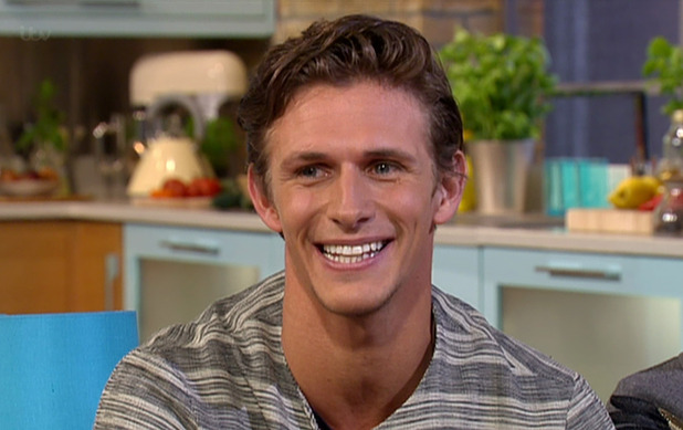 TOWIE's Jake Hall speaks on ITV's This Morning - 12 June 2015.