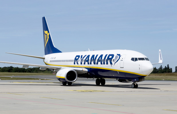 Ryanair plane - Adam Armstrong changed his name by deed poll to Adam West to dodge the airline fees to correct a booking