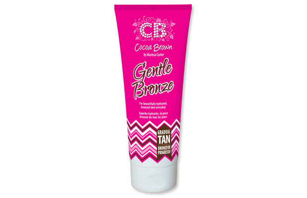 Cocoa Brown Gentle glow tan, £3.99 by Marissa Carter 8th June 2015