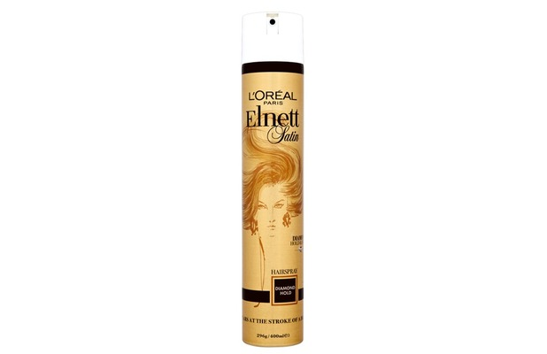 L'Oreal Paris Elnett Diamond Shine hairspray £7.51