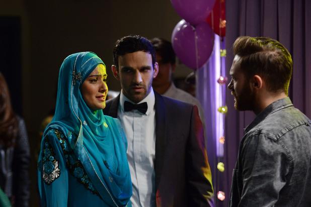 EastEnders, Dean confronts Shabnam, Mon 15 Jun