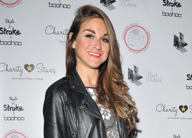 Nikki Grahame at the Style for Stroke Launch Party at the LightHouse, London, Britain - 13 May 2015.