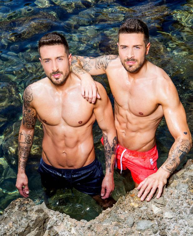 John and Tony Alberti, Love Island 7 June