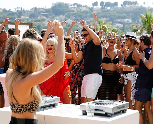 'The Only Way Is Essex' in Marbella, Spain - 01 Jun 2015 Lauren Pope