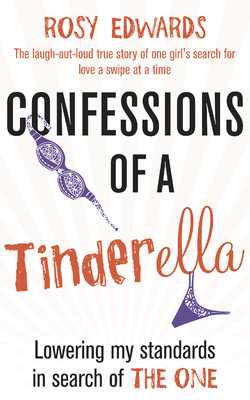 Confessions of a Tinderella book cover
