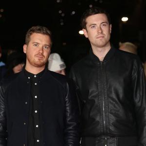 Gorgon City - MOBO Awards 2014 held at Wembley arena - 22 October 2014.