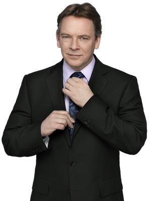 EastEnders character Ian Beale, played by Adam Woodyatt. Cast photo.