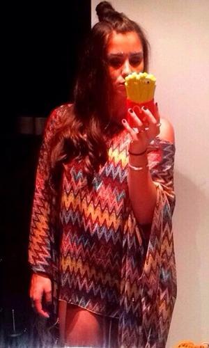 Brooke Vincent's blog - fashion in Ibiza - 19 June 2015.