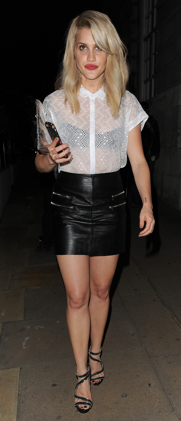 Ashley Roberts at the Tommy Hilfiger party at LouLou's in Mayfair London 17th June 2015