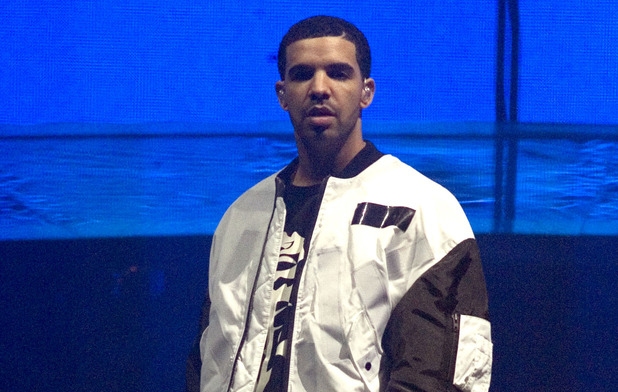 Drake performs live as part of his 'Would You like a Tour?' at The SSE Hydro - 15 March 2014.