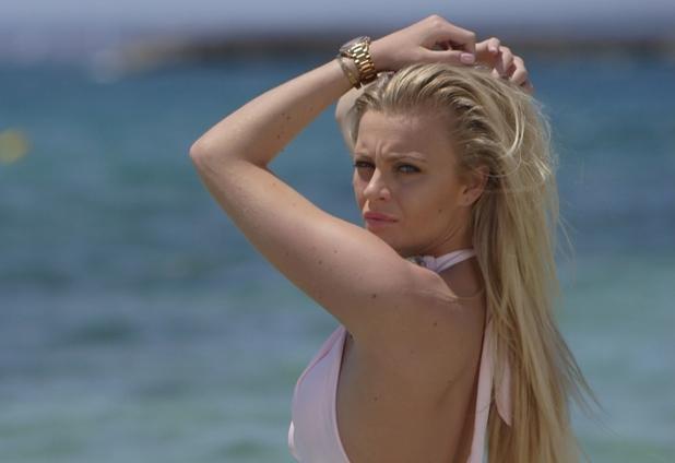 Bethany Rogers enters Love Island 18 June