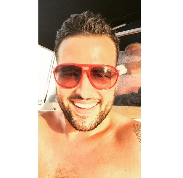 Ricky Rayment in Florida, June 2015