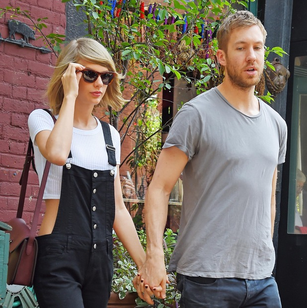calvin harris and taylor swift started dating at 25