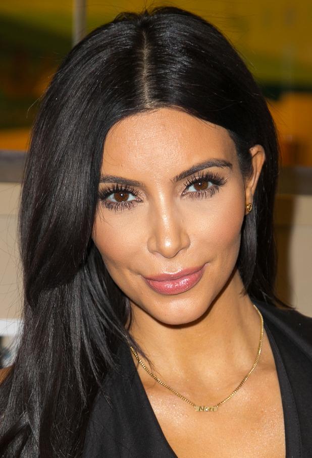 Kim Kardashian at signing of her book, 'Selfish' in New York 16th June 2015