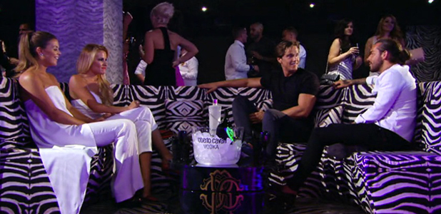 TOWIE episode aired 14 June 2015: Gang at Cavalli Club