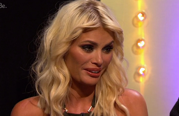 Chloe Sims on All Back To Essex, 14 June 2015