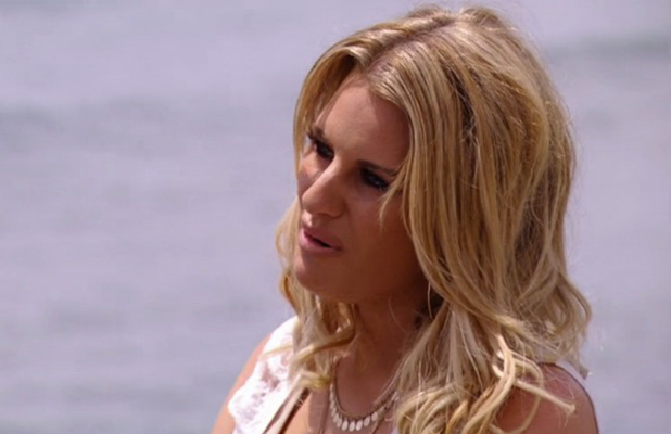 TOWIE episode aired 17 June: Lockie and Danni talk on the beach
