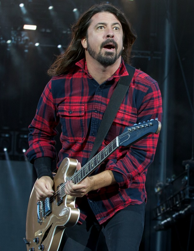 Foo Fighters frontman Dave Grohl injures his leg while performing in Gothenburg. Grohl was rushed to a hospital but returned less than an hour later to finish the show while sitting in a wheelchair, with his leg in a cast.