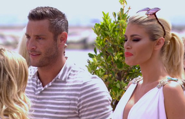 TOWIE episode aired 17 June: Elliott and Chloe