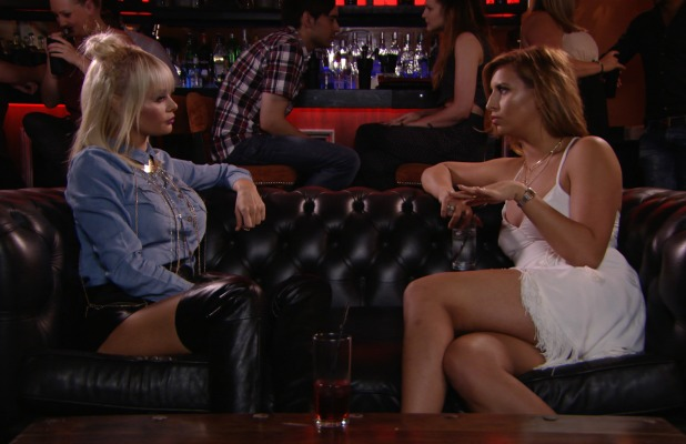 TOWIE episode to air 21 June 2015: Chloe Sims and Ferne McCann