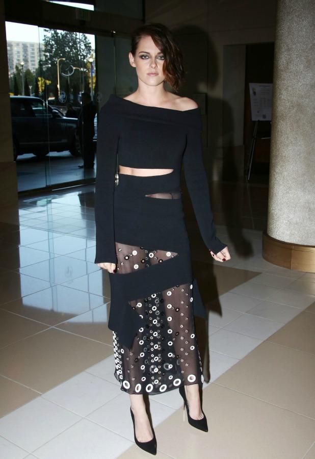 Women in Film: Crystal And Lucy Awards, Los Angeles, America - 16 Jun 2015 Kristen Stewart