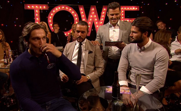 TOWIE All Back To Essex: Peter Wicks