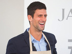 Fancy a cooking masterclass from tennis world number one Novak Djokovic? Yes please!