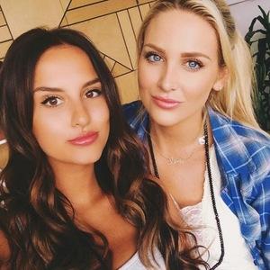 Lucy Watson and Stephanie Pratt in LA, 22 June