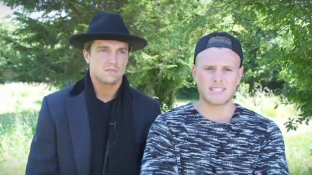 TOWIE's Tommy and Lewis speak to official website June 2015