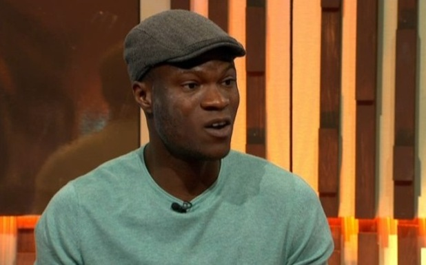 Brian Belo on Big Brother's Bit On The Side - 24 June 2015.
