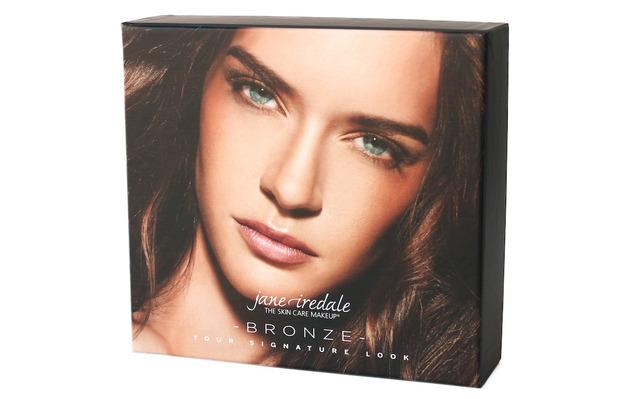 Jane Iredale Signature Bronzed Box Set £67, 26th June 2015
