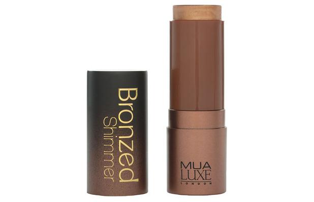 MUA Bronze Shimmer Bronzing Stick £4, 26th June 2015