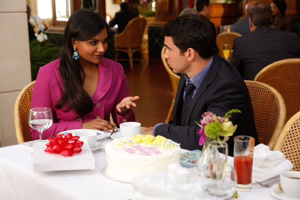 The Mindy Project, Mindy and Danny, Thu 25 Jun
