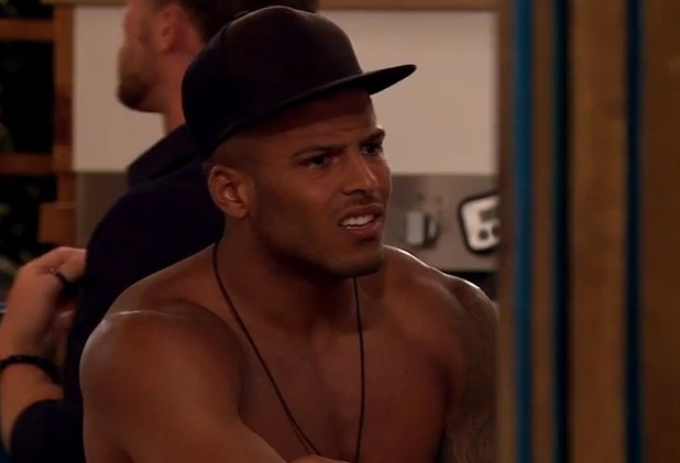 Luis Morrison blasts girls on Love Island 23 June