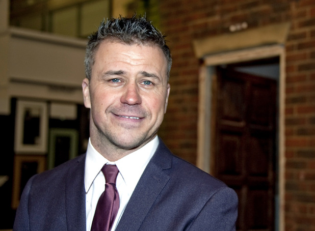 Big Brother star Craig Phillips opens the national Self Build and Renovation Show, Swindon, Britain - 30 Jan 2015.