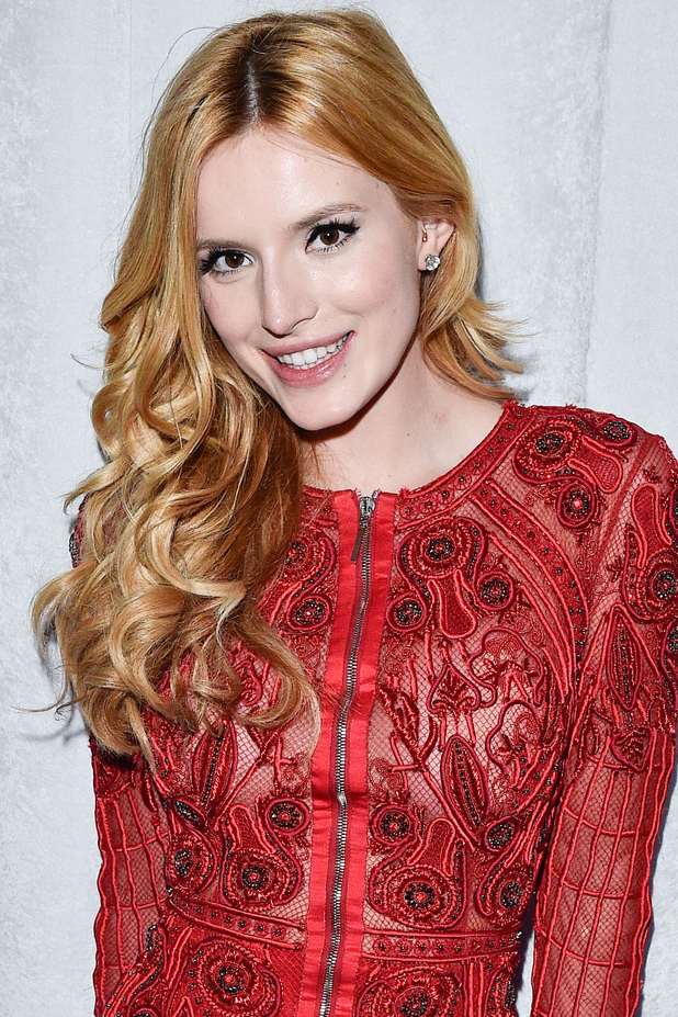 Bella Thorne make-up at the MuchMusic Video Awards in Toronto 22nt June 2015