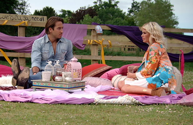 TOWIE episode to air 24 June: Chloe and Lockie talk at Georgia's birthday