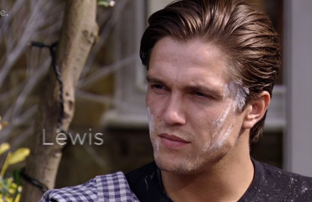 TOWIE episode aired 24 June 2015: Lewis Bloor's dad Steve dishes out advice.