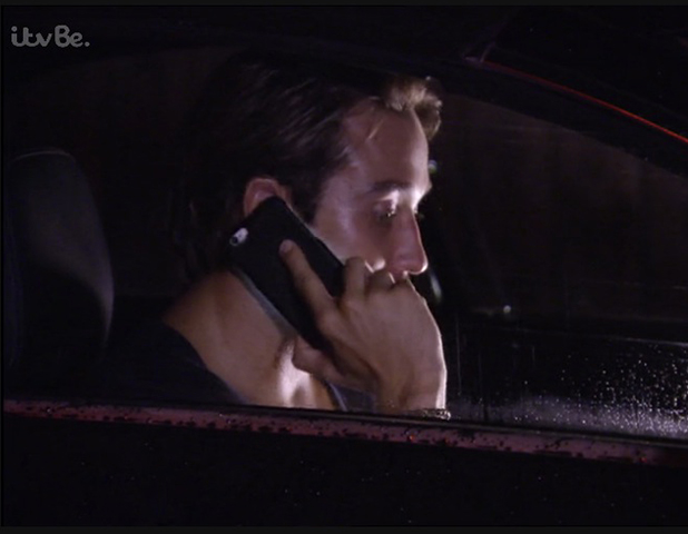 TOWIE episode aired 24 June 2015: Lockie phones Elliott