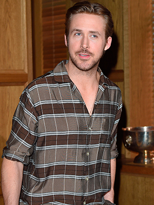 Ryan Gosling attends a photocall for the film 'Lost River' at the London Edition Hotel on April 9, 2015 in London, England. (Photo by Karwai Tang/WireImage)