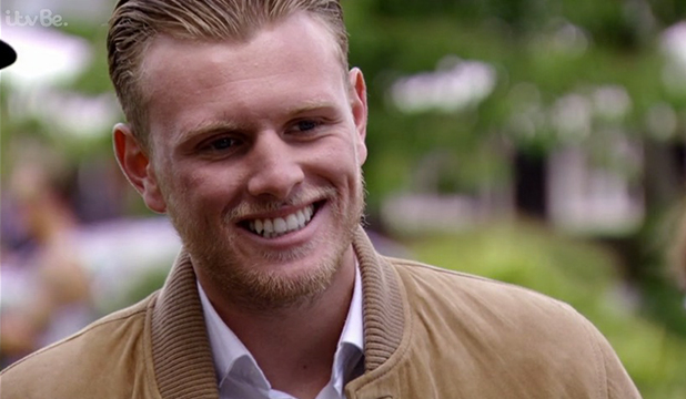 TOWIE episode aired 24 June 2015: Tommy apologises to Ferne
