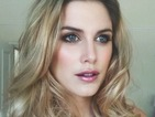 Ashley James rocks gorgeous, soft pink lipstick – get her look!