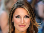 TOWIE's Sam Faiers rocks ruby red eyeliner to the Magic Mike XXL premiere!