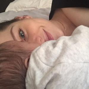 Helen Flanagan and baby Matilda, Instagram 3 July