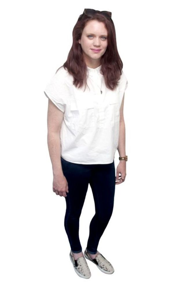 Isobel Drummond had to quit her skinnies